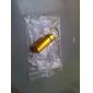 Comprimido de alumínio Keychain forma (cor aleatória)