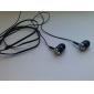 Metallic In-Ear Stereo Music Earphone for iPod/iPad/iPhone/MP3