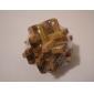 Wooden IQ Brain Teasr 12-piece Lock IQ Puzzle Magic Cube