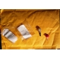 3,5 milímetros pérola plugue plástico anti-poeira