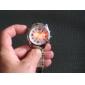 унисекс аналоговый - цифровой двойной дисплей циферблат стали наручные часы