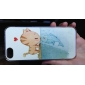 vormor® gato beijo peixe maçante embossment polonês de volta para o iPhone 5 / 5s