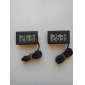 Termometro digitale LCD  con sensore per esterni