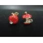 Apple Diamond Earrings