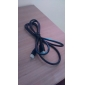 Cable Mini HDMI V1.4 a HDMI Macho/Macho para Smart LED HDTV, APPLE TV, PS3, XBOX360, Blu-ray (1.8M)