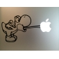 "Lovely Dinosaur Pattern Protect Skin Sticker for 11"" 13"" 15"" Macbook Air Pro"