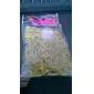 baoguang®600pcs цвета радуги ткацкий станок зерна леопарда мода ткацкий станок резинку (24pcs крюк)