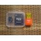 의 SD SDHC 어댑터와 USB 카드 리더 8기가바이트 마이크로 SDHC TF 카드