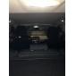 T10 1.5W White Light LED Bulb for Car Side Maker Lamp (DC 12V)