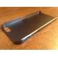 Pour Coque iPhone 5 Translucide Coque Coque Arrière Coque Couleur Pleine Dur Polycarbonate pour iPhone SE/5s/5