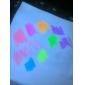 7 цветов флуоресцентная Маркер (7 шт)