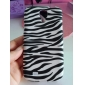Zebra Pattern Soft Case for Samsung Galaxy S4 I9500