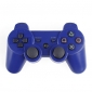 USD $ 10,95 - Kabelloses Dualshock 3 Steuerkreuz für PlayStation3/ PS3 (Blau)