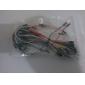 elektronik hobbyarbejde lodde-mindre fleksible Breadboard jumper kabel ledninger 65pcs