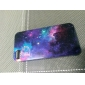 Joyland Colors Starry Sky Pattern ABS Back Case for iPhone 4/4S