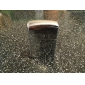 huile métallique légère avec un design de couleur blanche mat