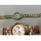 Женские Модные часы Часы-браслет Кварцевый сплав Группа Разноцветный