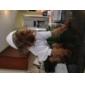 Chat / Chien Pulls à capuche Incanardin Vêtements pour Chien Hiver Lettre et chiffre