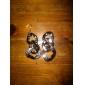 Golden Chain Drop Earrings(Random Color)