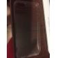 Чехол ультратонкий прозрачный силиконовый для iPhone 5/5S (цвета в ассортименте)