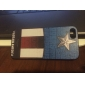 US Flag and Star Protective Hard Back Case for iPhone 5/5S