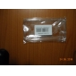 Ultrathin Transparent PC Back Case for iPhone 5/5S