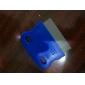 portatile mini pettine governare per i piccoli animali domestici (blu)