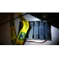 6-aa batteri holder batteri boks med 9mm lodde dc strømstik til (for Arduino)