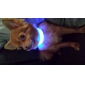 Adjustable LED Safety Nylon Collar for Pets Dogs (Assorted Colors, Sizes)