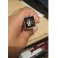 Batterie Externe Elégante pour iPhone, Téléphone Portable, MP3, etc,  2400mAh - Couleurs Aléatoires