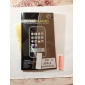 Professional Anti-glare LCD Screen Guard with Cleaning Cloth for iPhone 4/4S