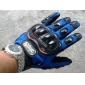 fritids sport polyester fuld finger motobike handsker