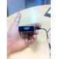Многофункциональный автомобильный FM-передатчик, с функцией громкой связи, для iPhone и телефонов марки Samsung