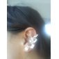 Ear Cuffs Costume Jewelry Pearl Imitation Pearl Rhinestone Alloy Jewelry For Party Daily Casual