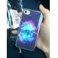 VORMOR® Starry Sky Pattern Back Case for iPhone 4/4S