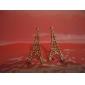 에펠 탑 장식 못 귀걸이