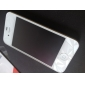 3D Rhombus Pattern Front & Back Body Sticker for iPhone 4/4S