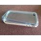 Стильный ТПУ бампер Рамка для iPhone 4/4S (разных цветов)