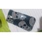 Skull Pattern Durable Hard Case for Samsung Galaxy S4 Mini I9190