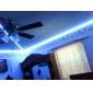 Bande LED Etanche à Lumière Blanche Froide (5m - 45W - 3900 à 4200 LM - 300 x 5050 SMD - DC 12 V)