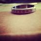 Titanium Steel Constellation Ring