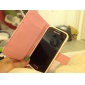 Rose Flower  Pattern PU Leather Case with Card Slot and Stand for Samsung Galaxy S4 mini I9190
