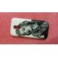 Padrão Tattoo Girl Case Capa dura para Samsung Galaxy S4 Mini I9190