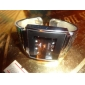 Женские Модные часы Часы-браслет Кварцевый сплав Группа Кольцеобразный Серебристый металл