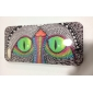 Tattoo Shining Eyes Pattern Hard Case for iPhone 5/5S