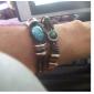 Браслеты Wrap Браслеты Кожаные браслеты Кожа Others Уникальный дизайн Мода Для вечеринок Повседневные Новогодние подарки Бижутерия Подарок