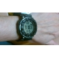 Children/Men's SYNOKE LEO Dial Digital PU Band Water Resistant Swimming Wrist Watch