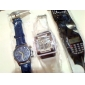 Мужские цифровые наручные часы, Функция Калькулятора (разных цветов)