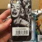 Marilyn Monroe Padrão caixa de plástico rígido para o iPhone 5/5S