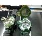 Orologio stile Walkie Talkie, con lente d'ingrandimento, luce e bussola